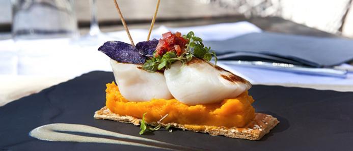 restaurant gastronomique saultain